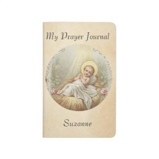Diário Bebê Jesus no comedoiro
