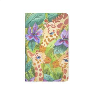 Diário Beijos, mãe e bebês do girafa