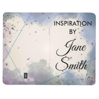 Diário Bloco de desenho do bolso da inspiração