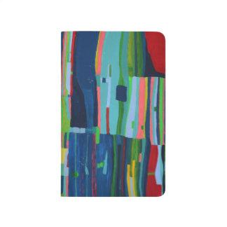 Diário Caderno da arte da página vazia