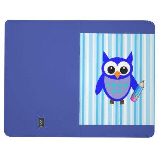 Diário caderno da coruja
