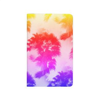 Diário Caderno das palmeiras