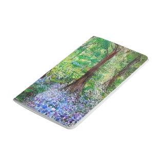 """Diário Caderno do """"madeira Bluebell """""""