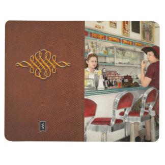 Diário Café - o lugar frequentado local 1941
