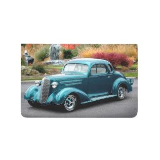 Diário Carro 1936 do clássico de Chevrolet do cupé do hot