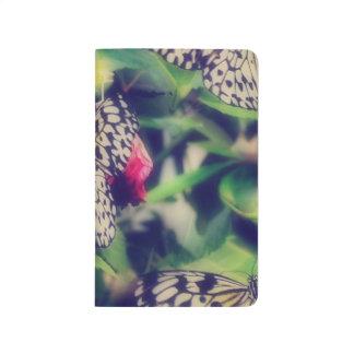 Diário Colagem da borboleta