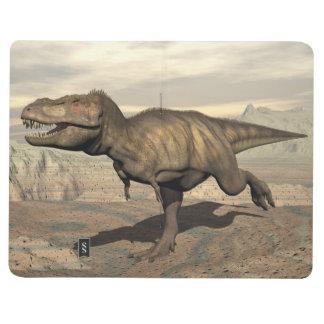 Diário Corredor do tiranossauro - 3D rendem