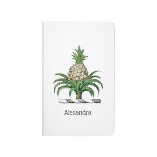 Diário Crista heráldica formal da brasão do abacaxi