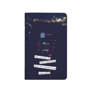 Diário Deixa o caderno da movimentação