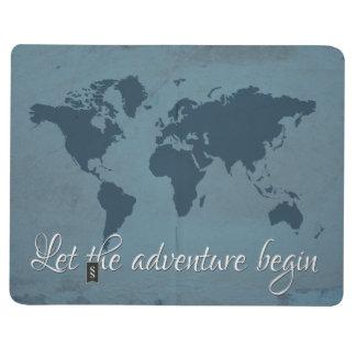 Diário Deixe a aventura começar