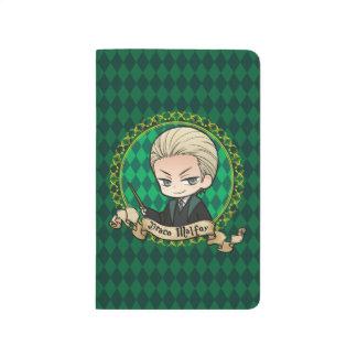 Diário Draco Malfoy do Anime