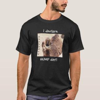 Diário é o dia de CORCUNDA! Camisa do camelo do