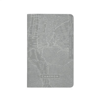 Diário Esboço do mapa da Nova Iorque