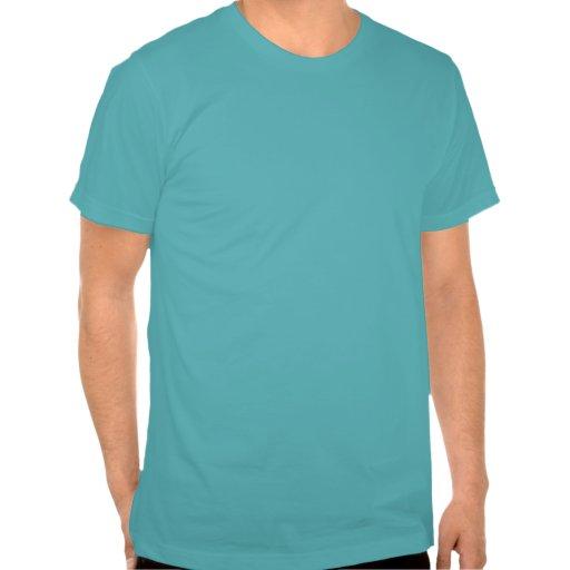 Diário eu estou apressando camisetas
