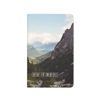 Diário Explore o caderno inexplorado