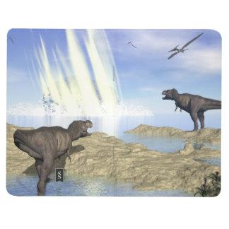 Diário Extremidade dos dinossauros