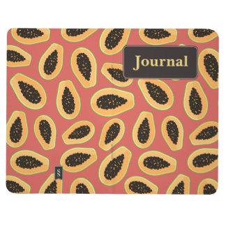 Diário Fruta da papaia