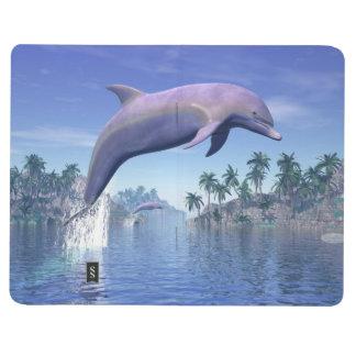Diário Golfinho nos trópicos - 3D rendem