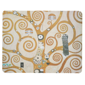 Diário Gustavo Klimt a árvore da arte Nouveau da vida