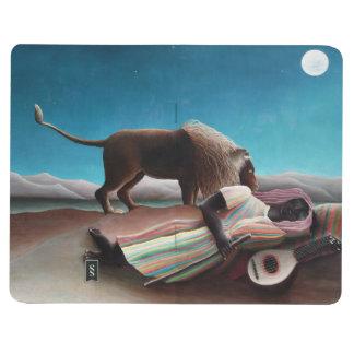 Diário Henri Rousseau o vintage aciganado do sono