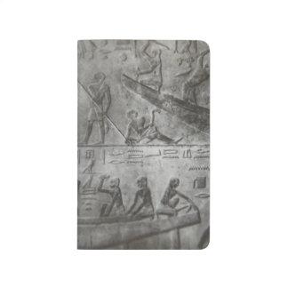 Diário Hieroglyphics egípcios