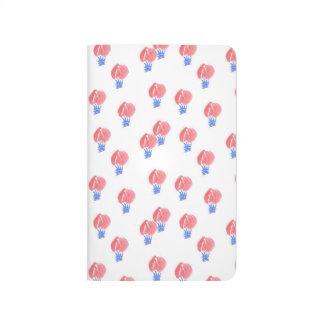 Diário Jornal do bolso dos balões de ar