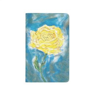 Diário Jornal do rosa amarelo (alinhado)