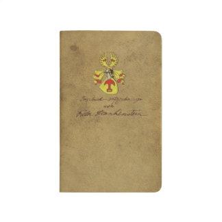 Diário Jornal do vencedor Frankenstein! (Caderno)