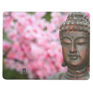 Diário Jornal Meditating do bolso de Buddh