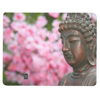 Diário Jornal Meditating do bolso de Buddha