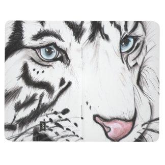 Diário Leopardo de neve (arte de Kimberly Turnbull)