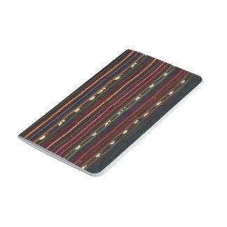 Diário Listras de tecelagem do design do Inca peruano