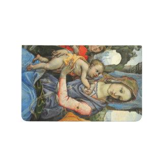 Diário Madonna e criança com St Joseph e um anjo