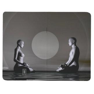 Diário Meditação da noite - 3D rendem