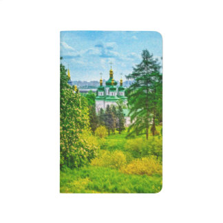 Diário Monastério de Vydubitsky. Kiev, Ucrânia