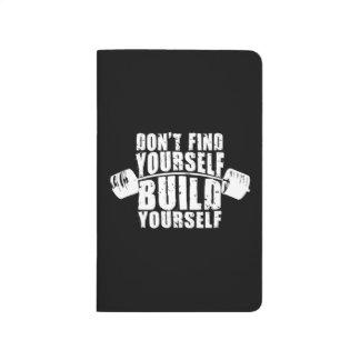 Diário Motivação do exercício - construção você mesmo -