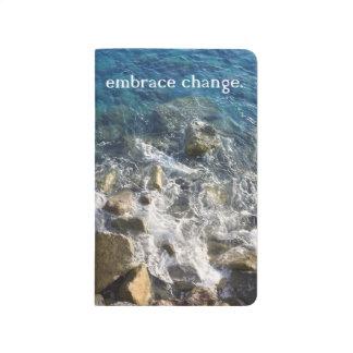 Diário Mudança Notbook do abraço