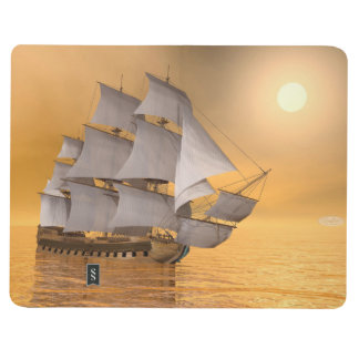 Diário Navio mercante velho - 3D rendem