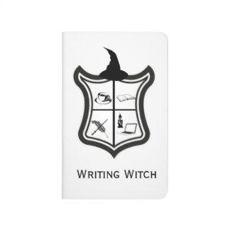 Diário Notas da bruxa da escrita