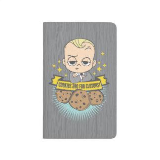 Diário O bebê & os biscoitos do bebê | do chefe são para