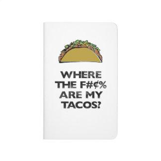 Diário O caderno de S-x&Tacos