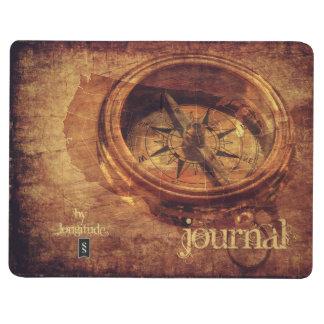 Diário O jornal do explorador de Steampunk