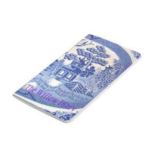 Diário O jornal para amantes do salgueiro azul China