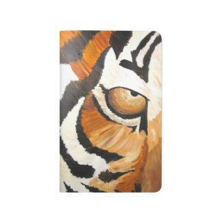 Diário O olho do tigre (arte de Kimberly Turnbull)