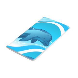 Diário Ondas de salto do golfinho