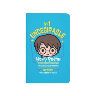 Diário Os desenhos animados Harry Potter quiseram o