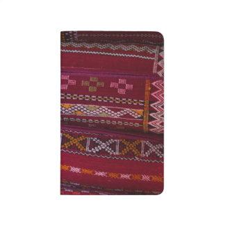 Diário Padrões do travesseiro de matéria têxtil