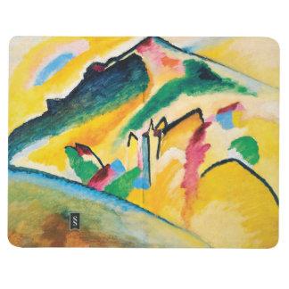 Diário Paisagem do outono por Wassily Kandinsky