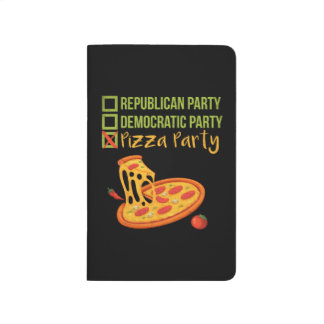 Diário Partido da pizza - votação engraçada da novidade