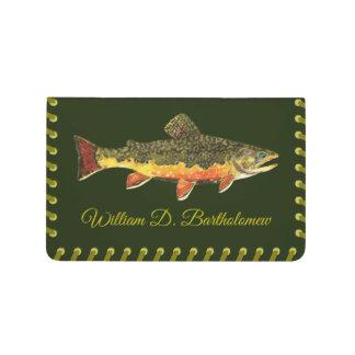Diário Pesca com mosca personalizada costume